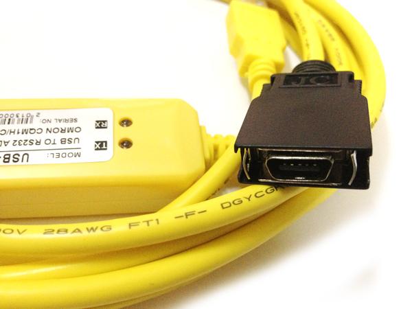 Cáp USB-CN226 Lập Trình Cho CJ, CS, CPM2C, CQM1H