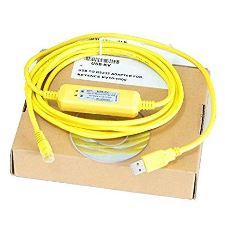 Cáp USB-KV Lập Trình Cho KV PLC Keyence