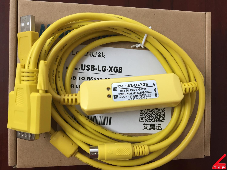 Cáp USB-LG-XGB Lập Trình Cho Master-K PLC LG/LS
