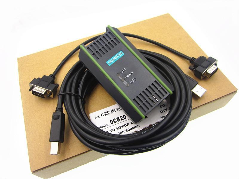 Cáp USB-MPI/DP Lập Trình Cho PLC S7-200/300/400