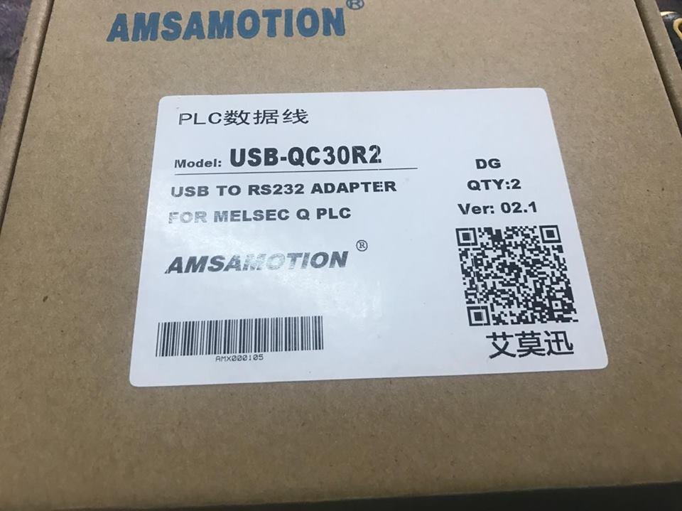 Cáp USB-QC30R2 Lập Trình Cho QCPU