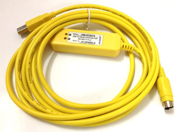 Cáp USB-SC09-FX Lập Trình Cho FXCPU