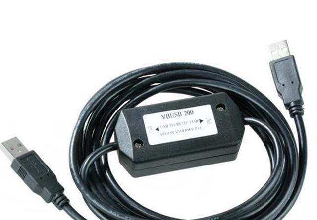 Cáp VB-USB-200 Lập Trình Cho VB0/VB1/VB2/VBH PLC Vigor