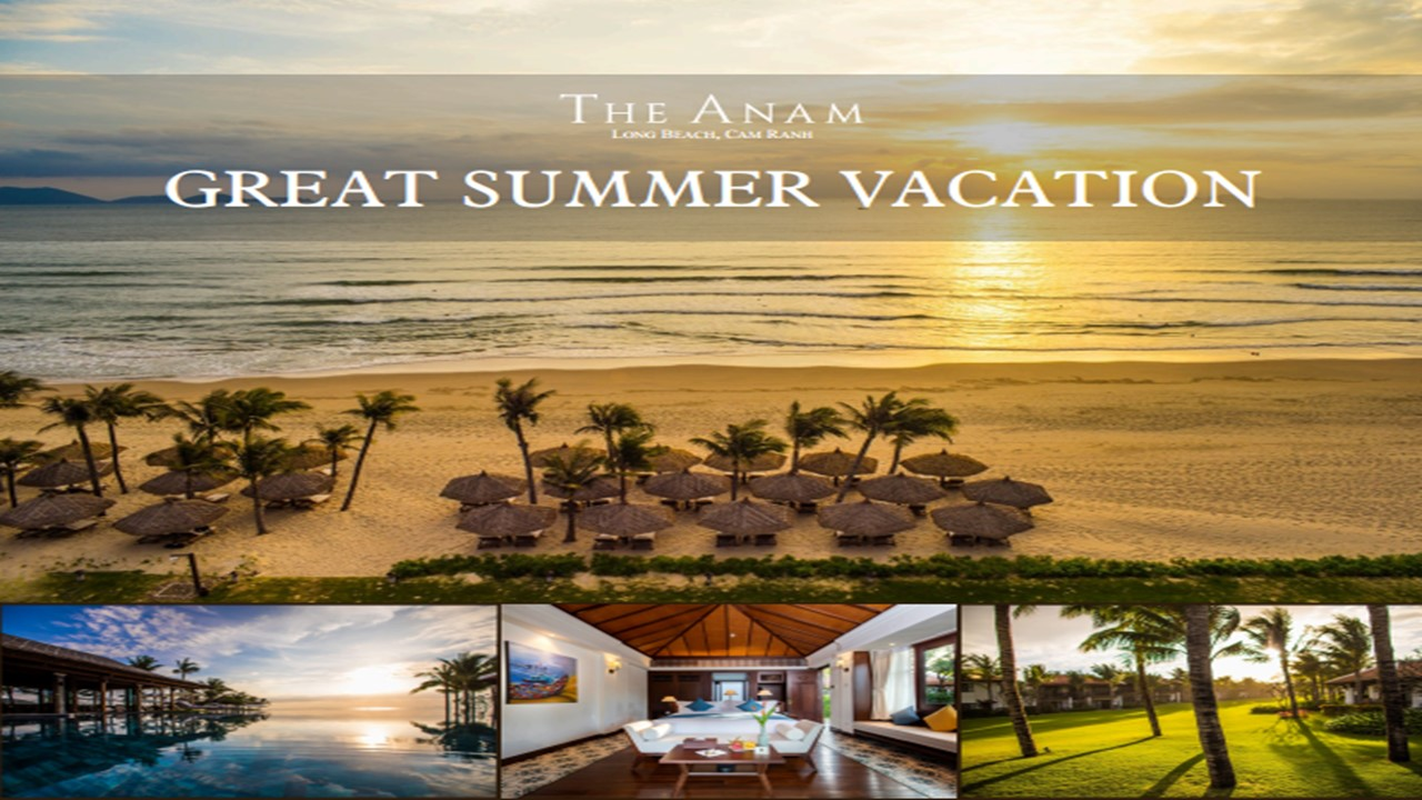 THE ANAM - GREAT SUMMER VACATION