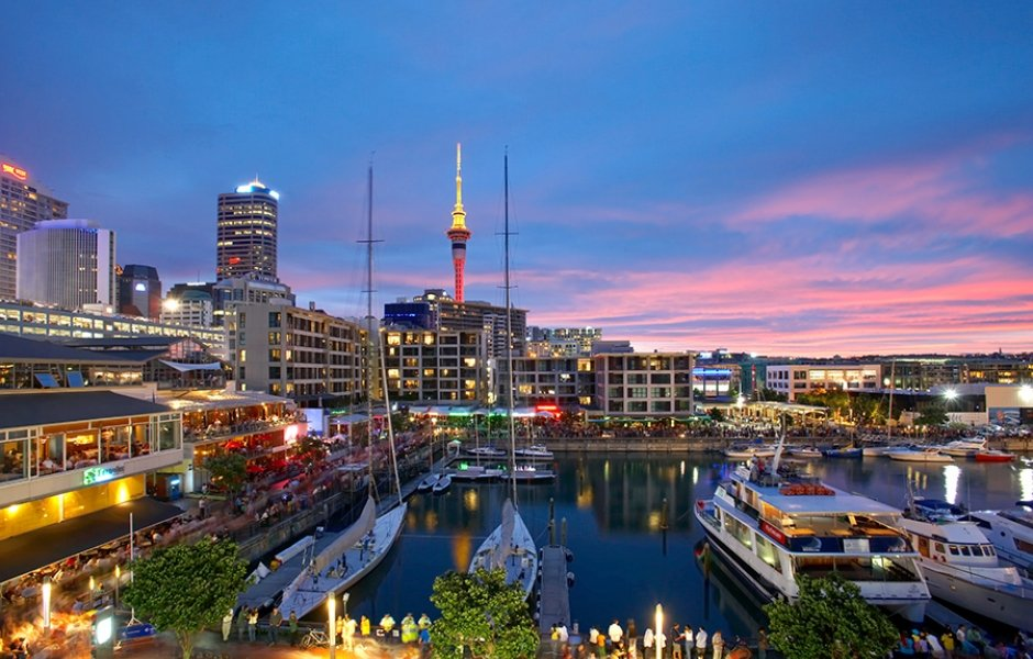 TOUR NEW ZEALAND 7N6Đ- MỒNG 3 TẾT