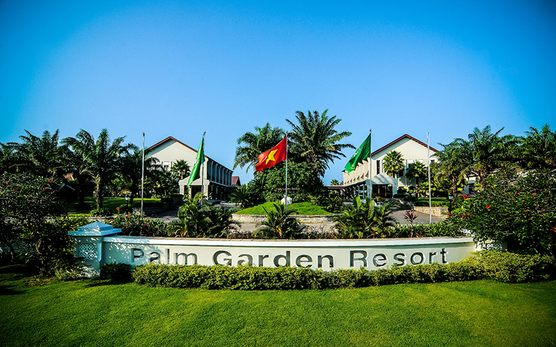 VOUCHER PALM GARDEN BEACH RESORT & SPA 5 SAO