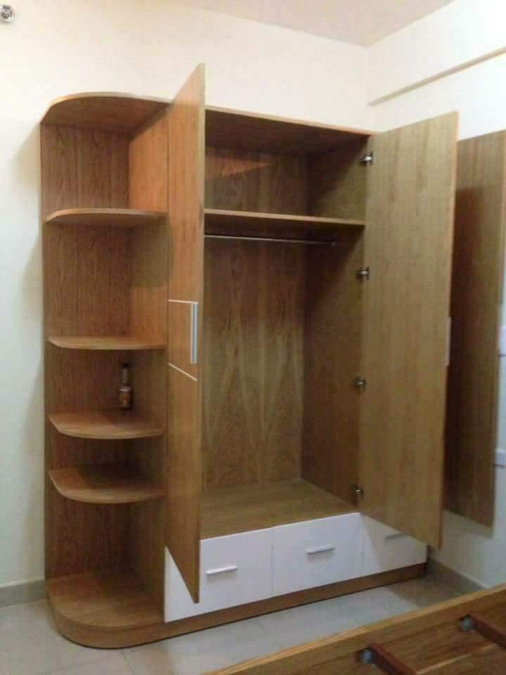 tủ quần áo gỗ công nghiệp 3 buồng Tủ quần áo gỗ công nghiệp cao cấp tủ quần áo gỗ công nghiệp 3 buồng