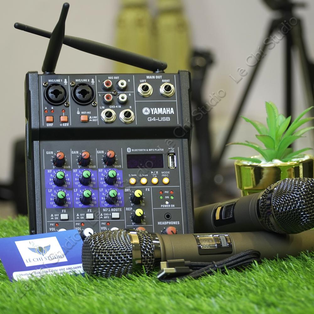 Mixer G4 Bluetooth - Giá 1.250K