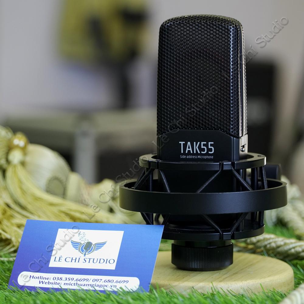 Micro Thu Âm Takstar TAK55 - Giá 3.490K
