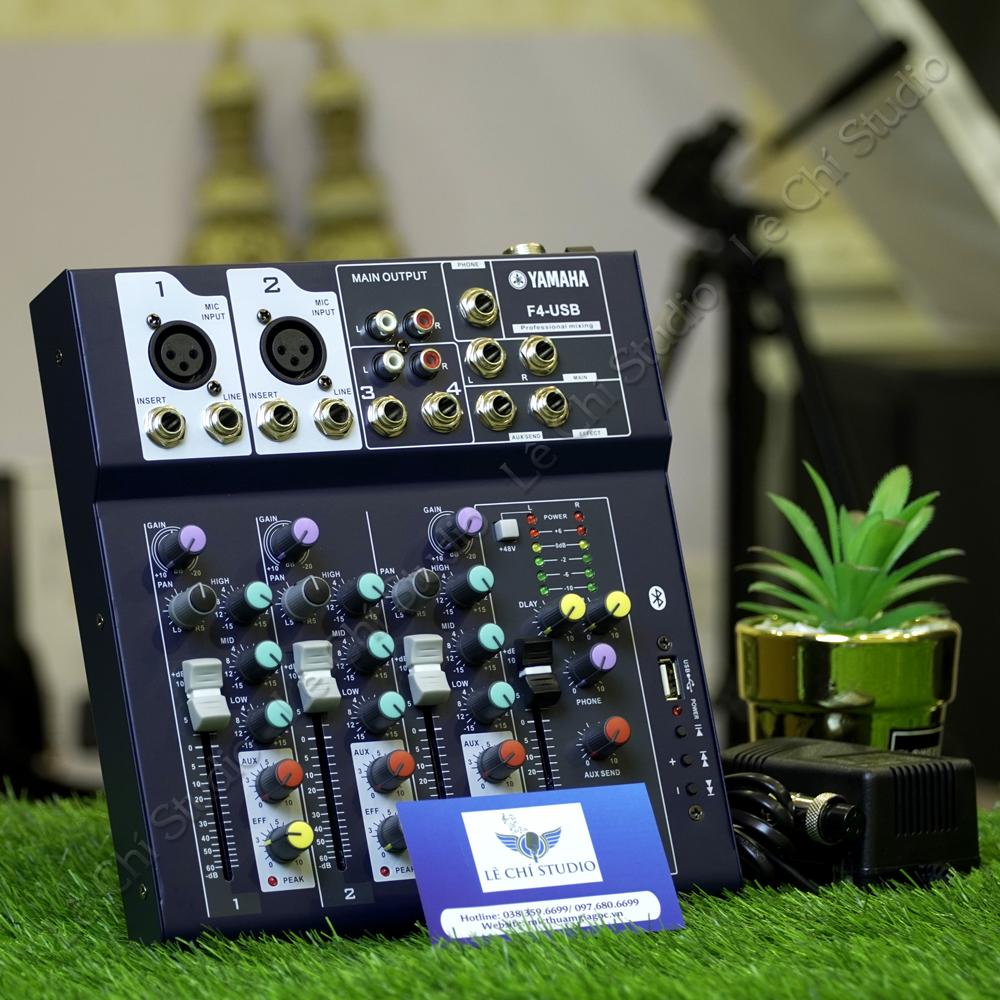 Mixer F4 Bluetooth - Giá 790K