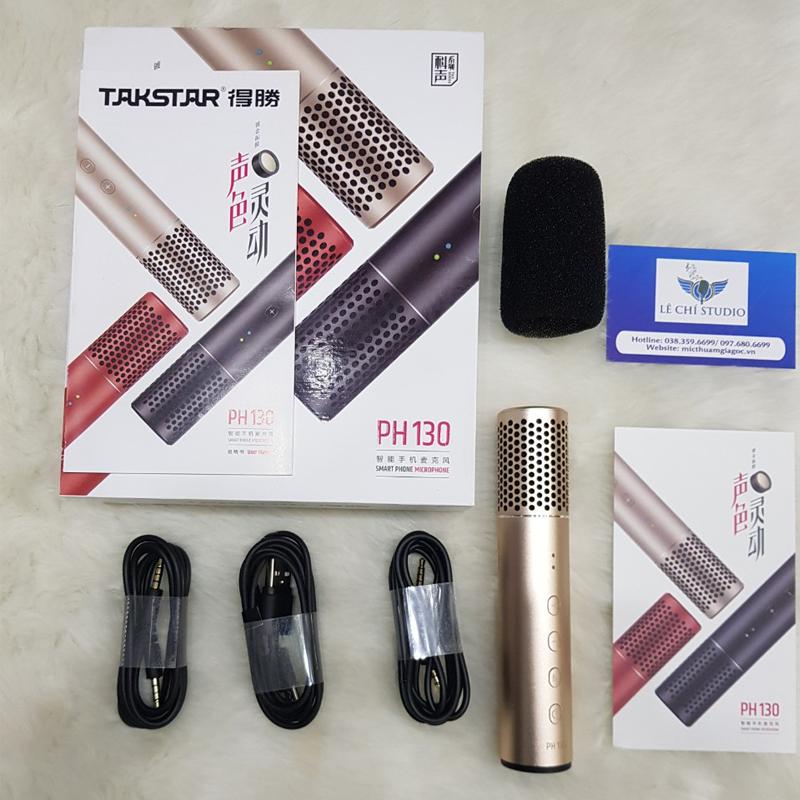 Micro Thu Âm Takstar PH130 - Giá 1.499K