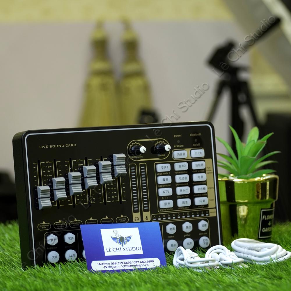 Soundcard H9 - Giá 590K