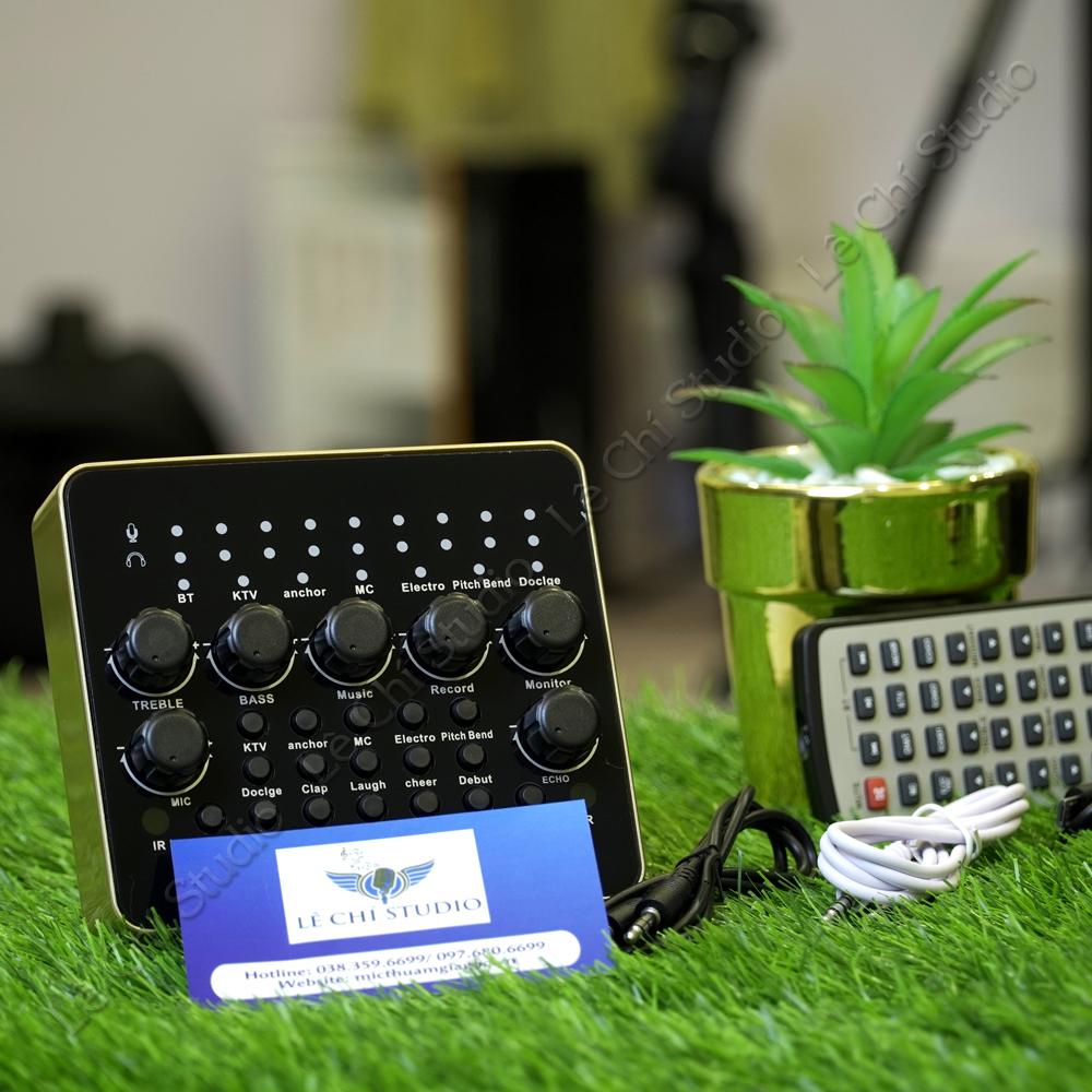 Soundcard V10 hãng AQTA - Giá 550k