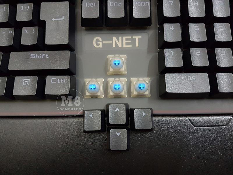 Bàn phím GNet K2800 giá rẻ nhất