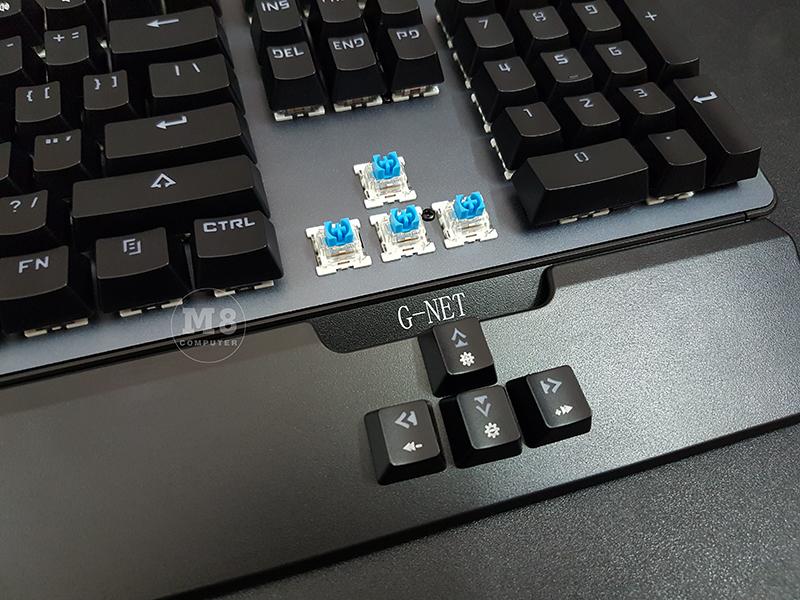 Bàn phím cơ G-Net K68 giá rẻ