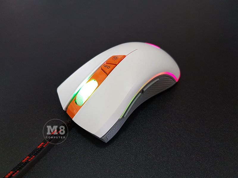 Chuột FMouse F300 Trắng 6