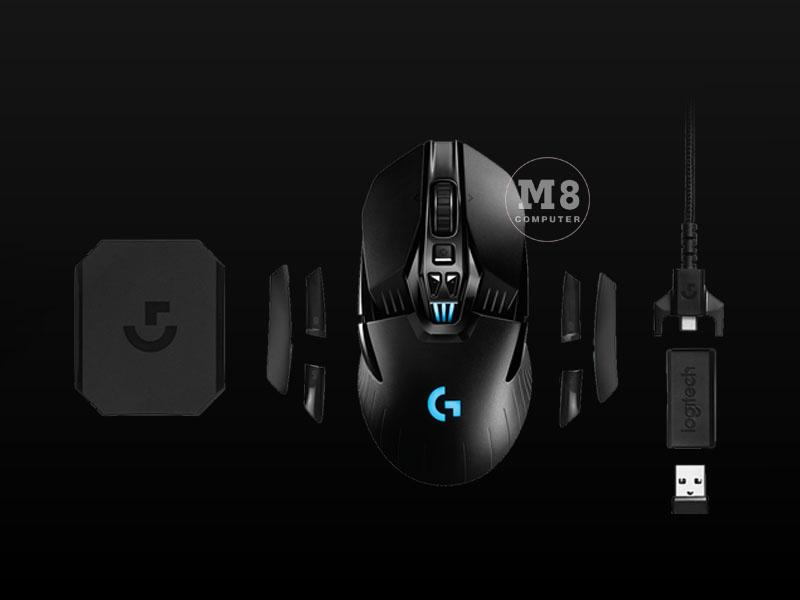 Chuột Logitech G903 Lightspeed Wireless Gaming 1