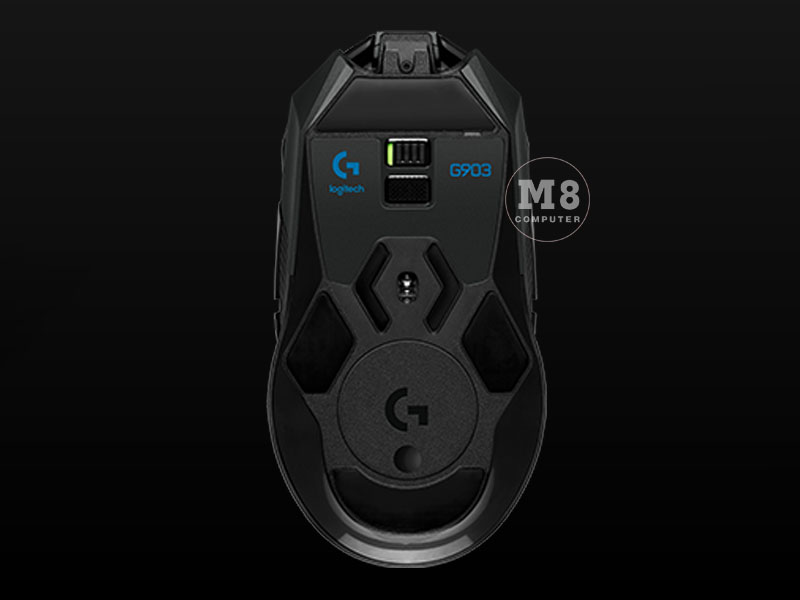 Chuột Logitech G903 Lightspeed Wireless Gaming 5