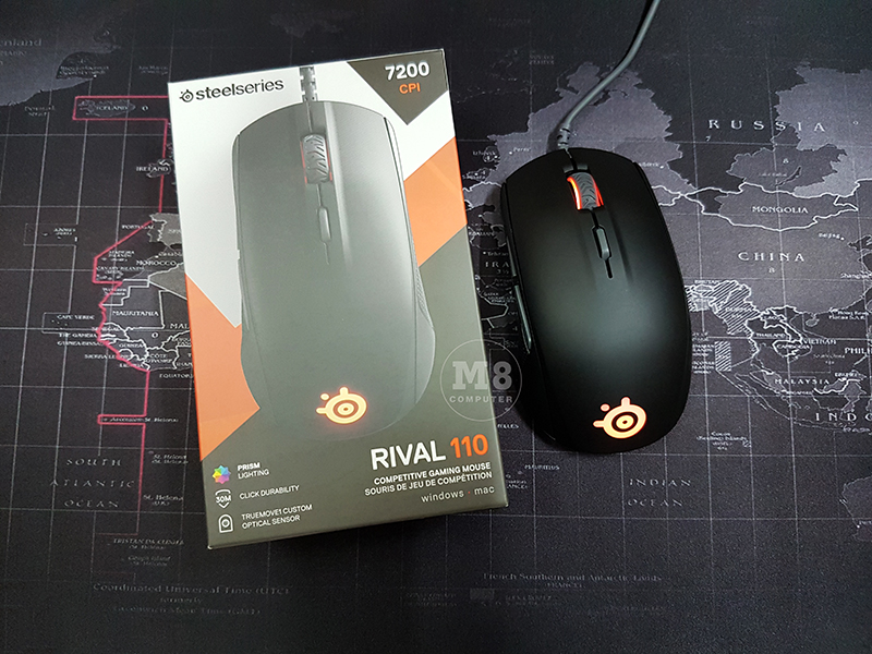 Chuột SteelSeries Rival 110 1
