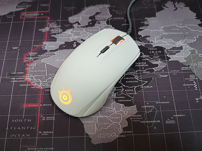 Chuột SteelSeries Rival 110 White 3