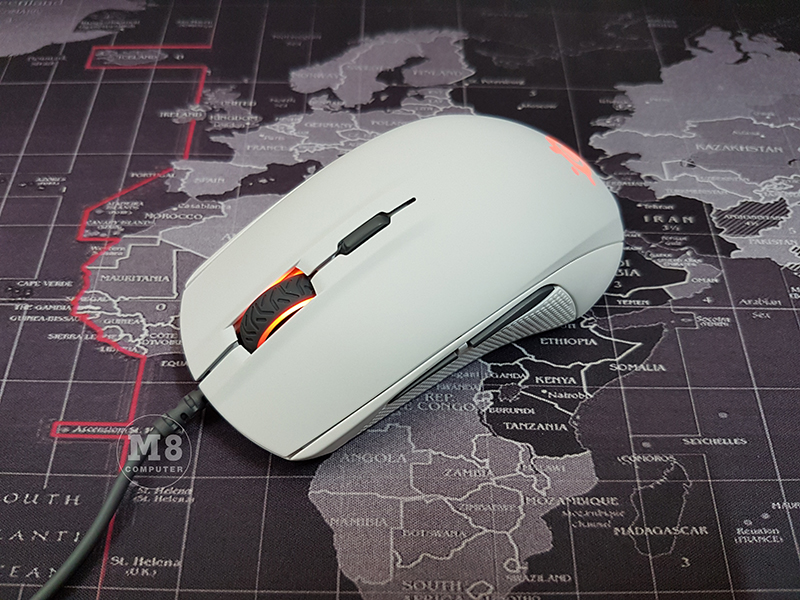 Chuột SteelSeries Rival 110 White 7