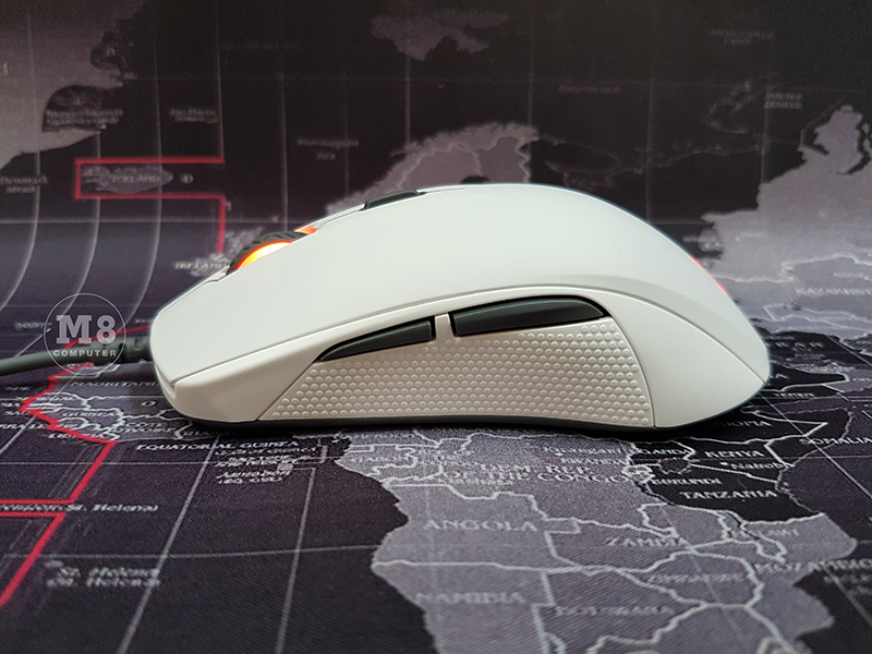 Chuột SteelSeries Rival 110 White 8