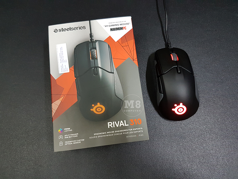 Chuột SteelSeries Rival 310 1