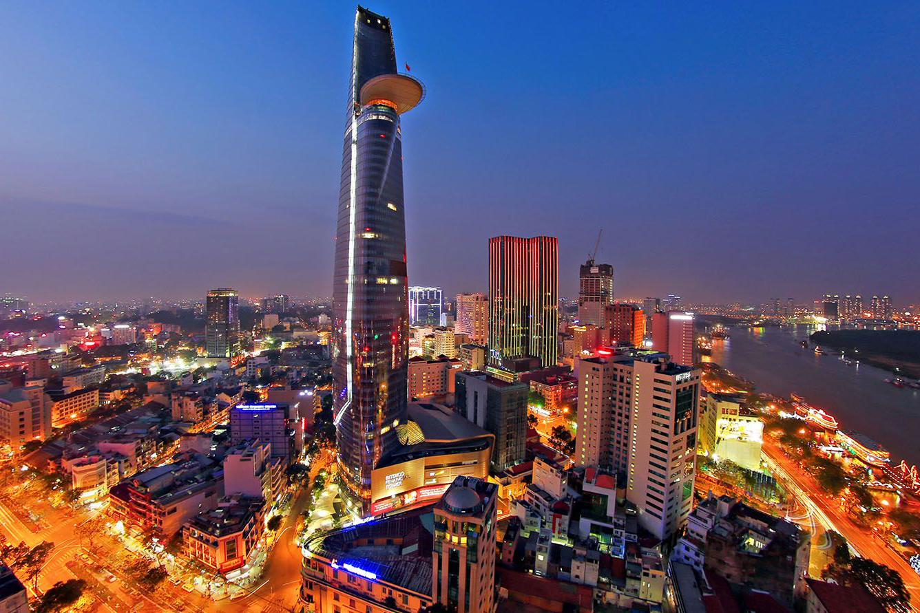 Bitexco Financial Tower – 68 tầng