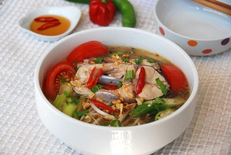 Cách nấu canh chua cá basa tuyệt ngon tại nhà dễ nhất