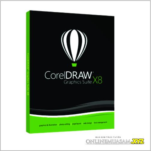 Bộ đĩa Corel Draw X8_Giáo trình DVD