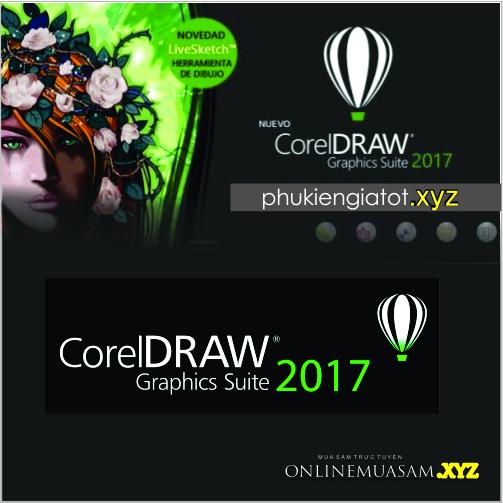 Bộ Đĩa Corel Draw X9_2017_ Giáo trình DVD
