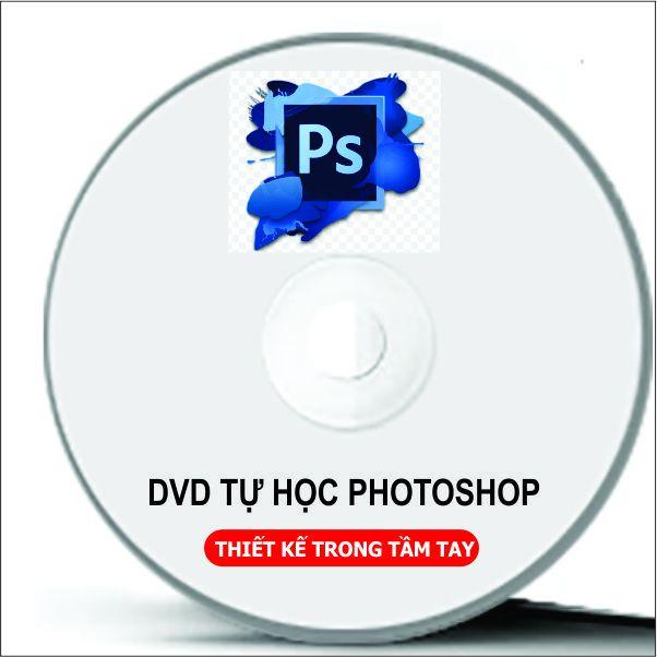 Bộ DVD Giáo Trình Học PHOTOSHOP Full