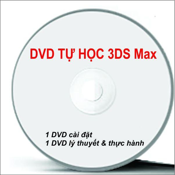 Bộ DVD Giáo trình 3DS Max FULL
