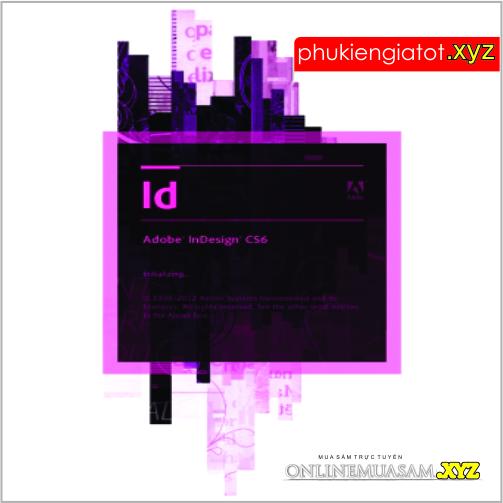 Bộ DVD Adobe Indesign CS6_ DVD GIÁO TRÌNH
