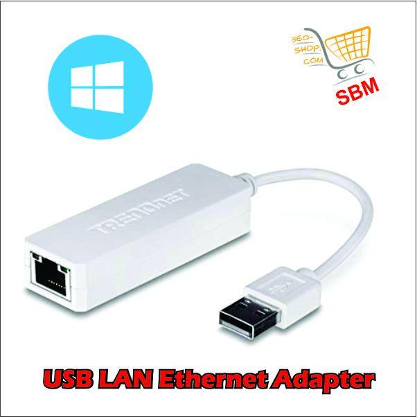 USB lan 2.0 Ethernet Adapter - Hàng chính hãng