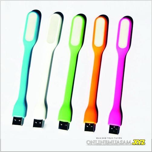 Bộ 2 Đèn LED cổng USB biến thành đèn học, đèn làm việc cực tiện lợi