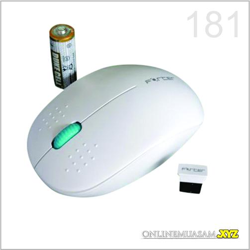 Chuột không dây Forter V181 - 152