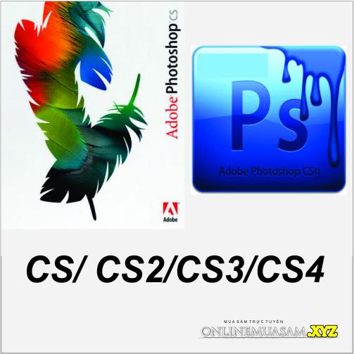 Bộ DVD Photoshop CS_CS3_CS4 chuẩn_ Giáo Trình A-Z