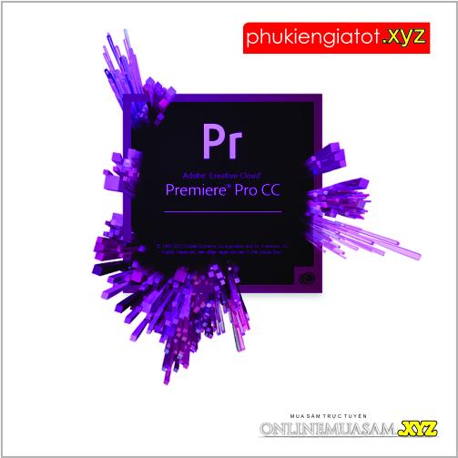 Bộ DVD Phần mềm dựng phim Adobe Premium CC_Giáo Trình ALL