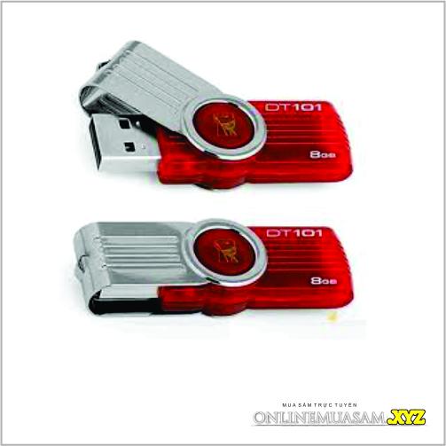 USB KINGSTON DT101 G2 8G Chính hãng FPT/ PSD