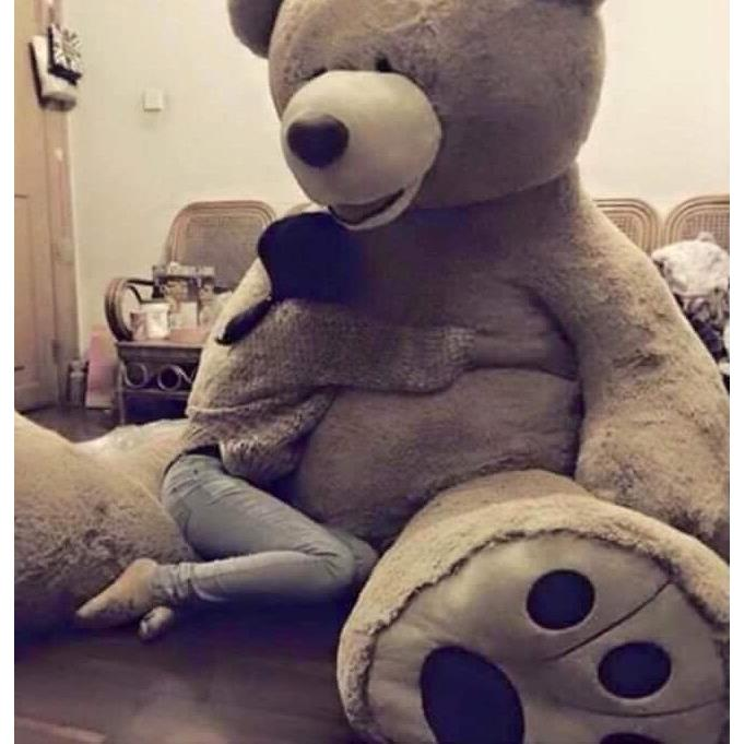 HOT... Gấu bông Teddy Bear 2m6