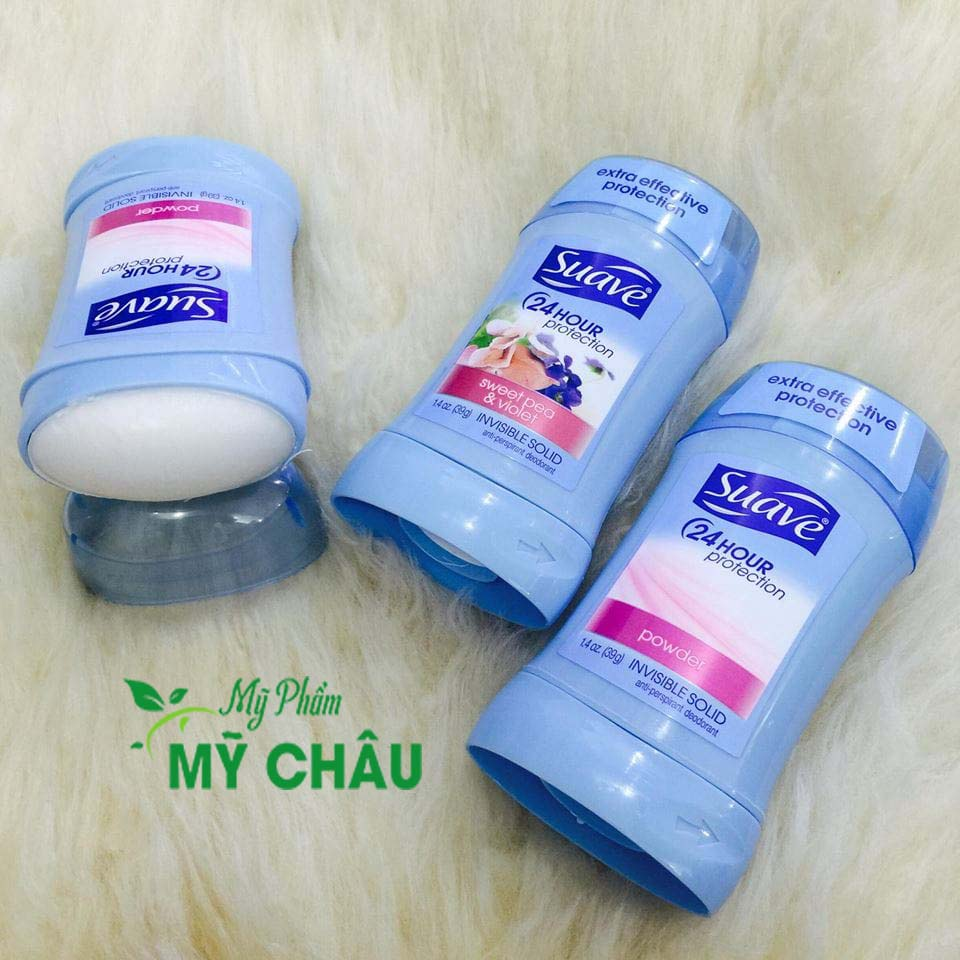 Sáp khử mùi Suave 24 Hour Protection Fresh
