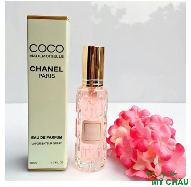 CHANEL COCO MADEMOISELLE - 4D