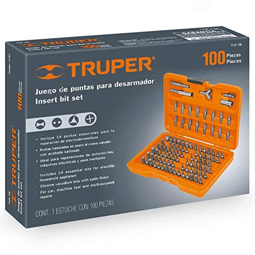 BỘ VÍT 100 CHI TIẾT TRUPER - 17794 (PUN-100)