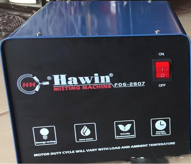 MÁY PHUN SƯƠNG 15-25 BÉC HAWIN (FOG-2807)