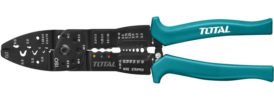 KỀM BẤM ĐẦU COS 10''254mm TOTAL - THT15101