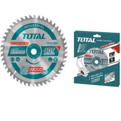LƯỠI CƯA TCT (MỎNG) 2TX50R TOTAL - TAC2311343T