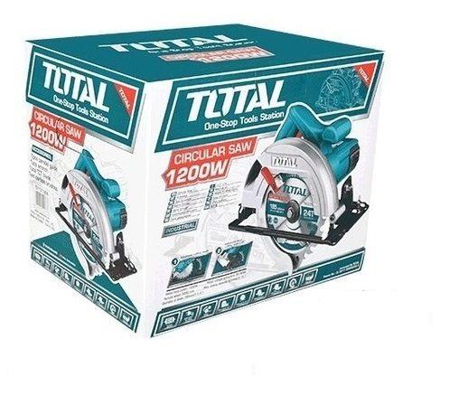 MÁY CƯA ĐĨA TRÒN 185MM, 1200W TOTAL - TS1121856