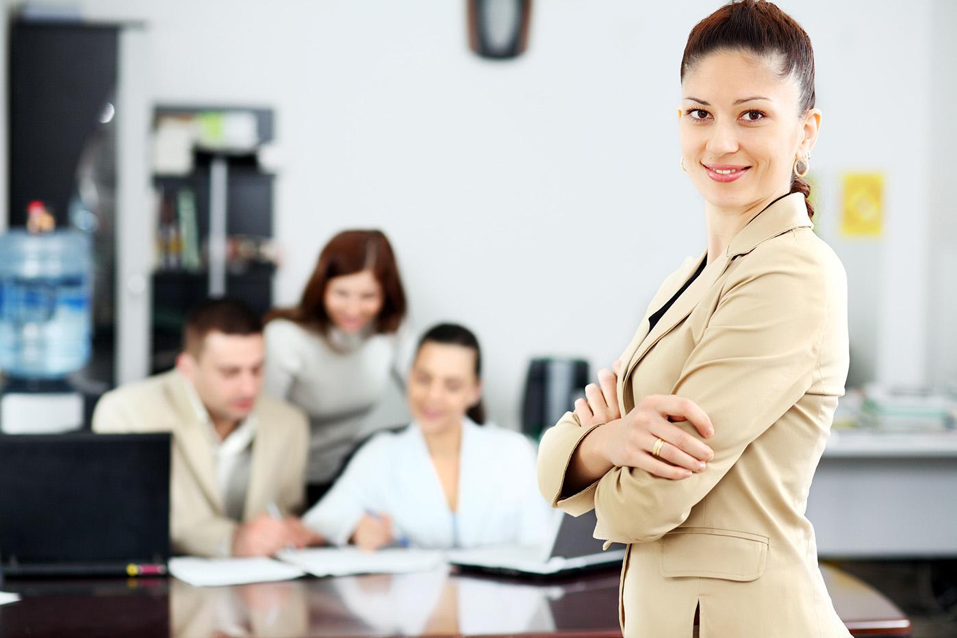 Quản lý lãnh đạo và chủ doanh nghiệp