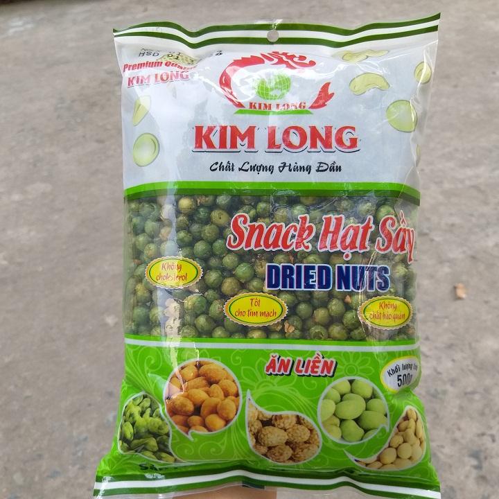 [1kg] Đậu hà lan tỏi ớt Kim Long